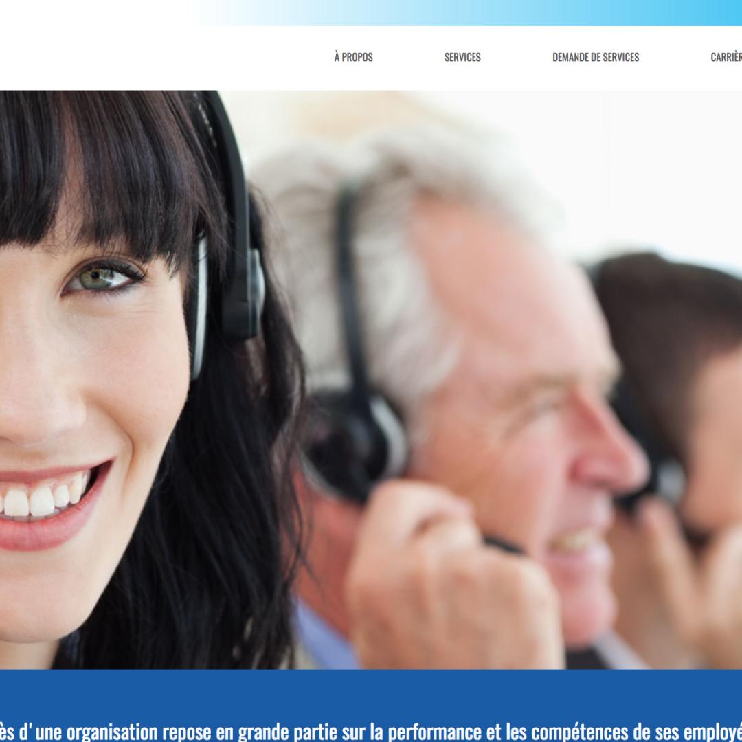 Site web Inovia Direct